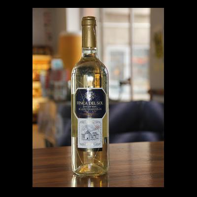 Вино Finca Del Sol белое полусладкое 0,75л