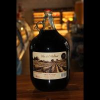 Разливное вино Via del Molino красное полусладкое 1л