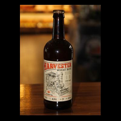 Harvester Wheat Beer 0,5л