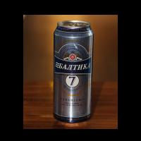 """Балтика """"7"""" жб 0,5л"""